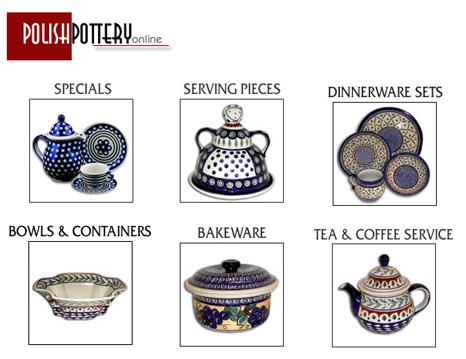 Boleslawiec Pottery in Washington and on the Web