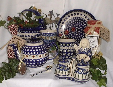 Polish Washington Directory & Boleslawiec Pottery in Washington and on the Web